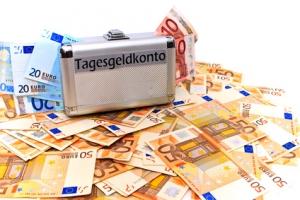 Tagesgeldkonto bei einer Direktbank
